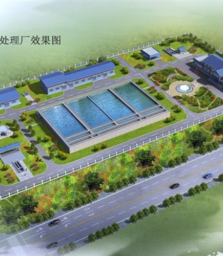 南充市文峰污水处理厂一期工程BOT项目
